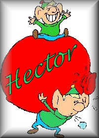 Hector name graphics