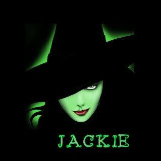Jackie name graphics