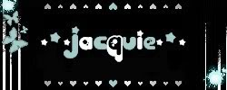 Jacquie name graphics