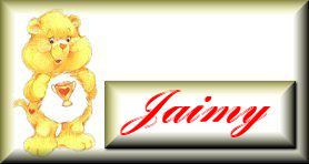 Jaimy name graphics