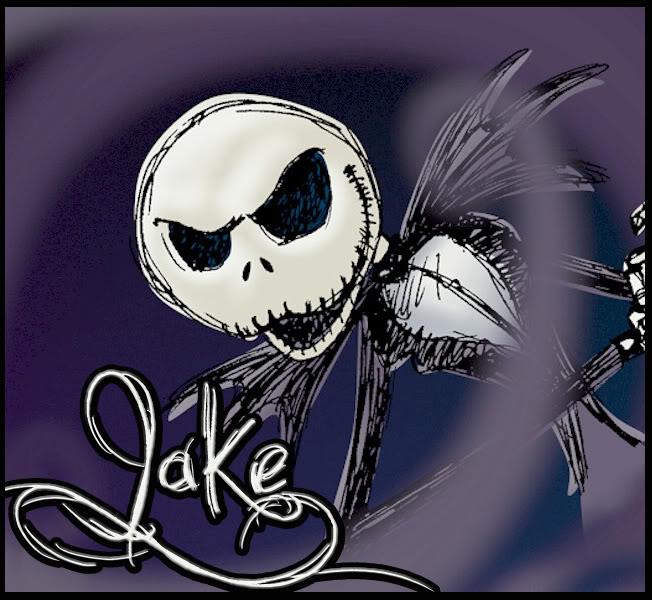 Jake name graphics