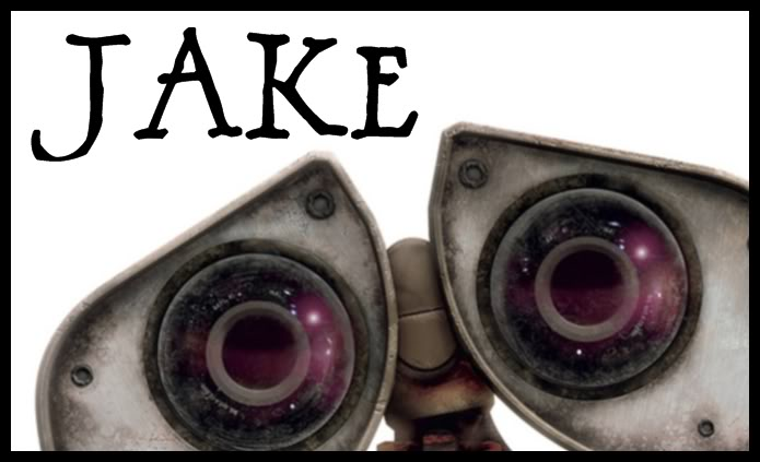 Name graphics Jake