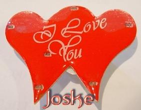 Joske name graphics
