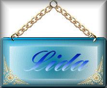 Lida name graphics