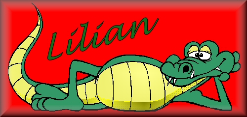 Lilian name graphics
