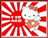 Liz name graphics