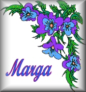 Name graphics Marga