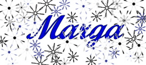 Marga name graphics