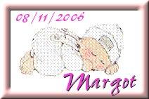 Margot name graphics