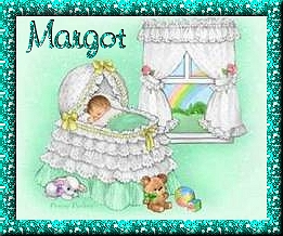 Margot name graphics