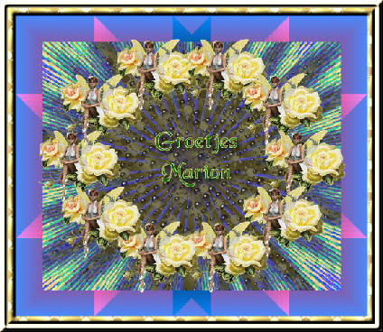 Marion name graphics