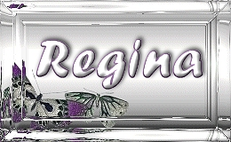 Regina name graphics