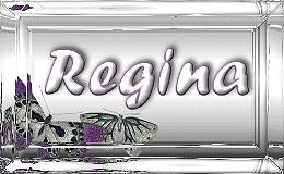 Regina name graphics