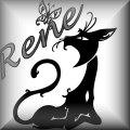 Rene name graphics