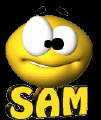 Sam name graphics