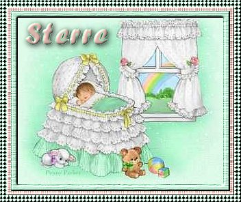 Sterre name graphics