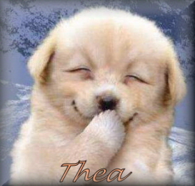Thea name graphics