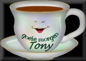 Name graphics Tony