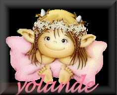 Yolande name graphics