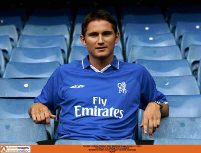 Frank lampard soccer graphics