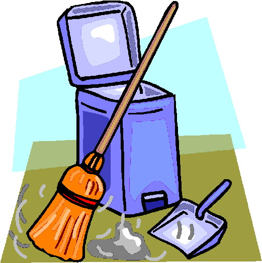clip art illustrations cleaning - photo #1