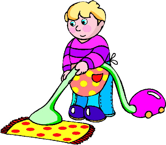 Clip art   187  CleaningClean Child Clipart