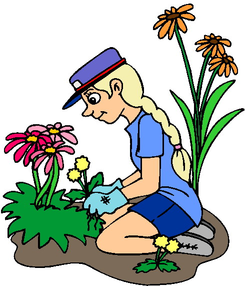 clipart garden images - photo #11