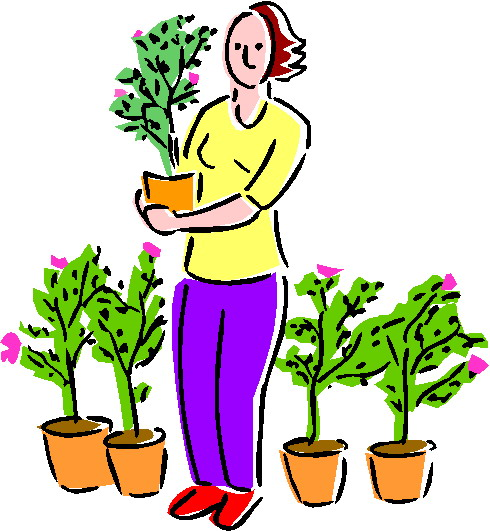 clipart garden images - photo #33