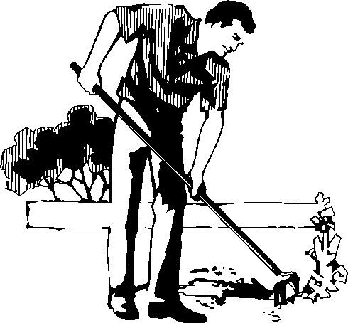 Clip Art - Clip art gardening 878413