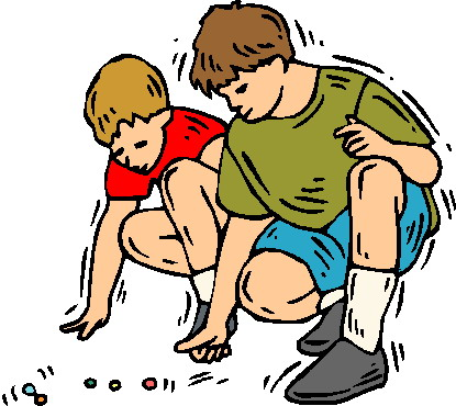 Clip Art Clip Art Playing Marbles 531492