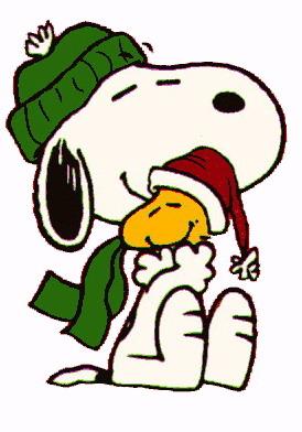Clip Art Clip Art Christmas Snoopy 998015