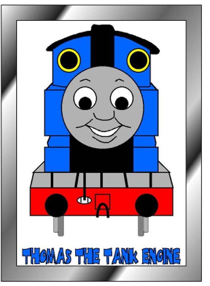 clip art thomas train - photo #20