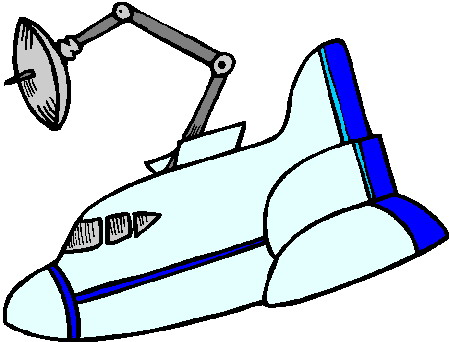 Clip Art - Clip art satellite 147444
