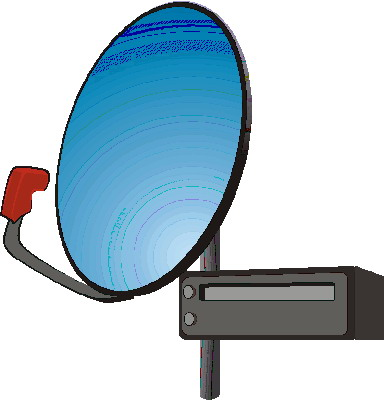 Clip Art - Clip art satellite 244567