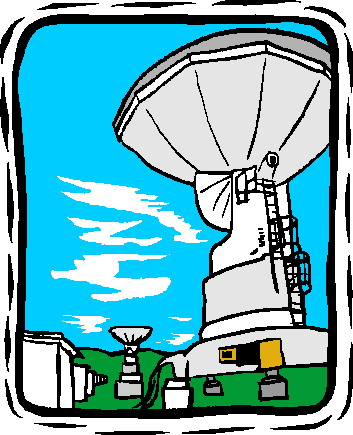 Clip Art - Clip art satellite 532634