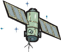 Clip Art - Clip art satellite 991811