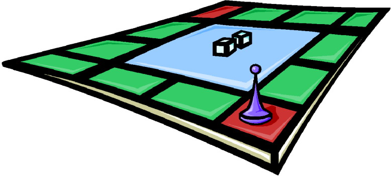 Clip Art - Clip art board games 931401