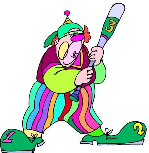 clipart of clown - photo #44