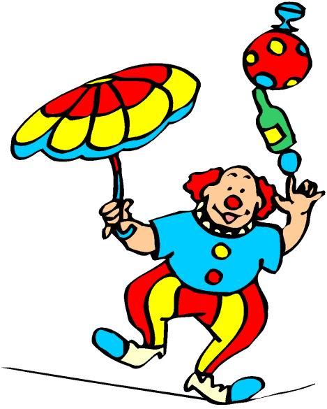 clipart of clown - photo #16