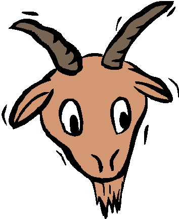 Clip Art - Clip art goats 931347