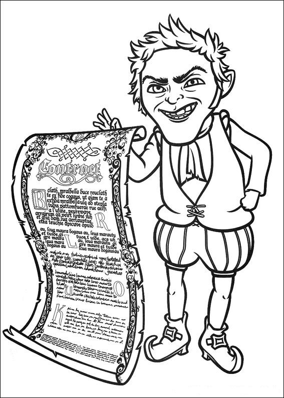 shrek babies coloring pages - photo#35
