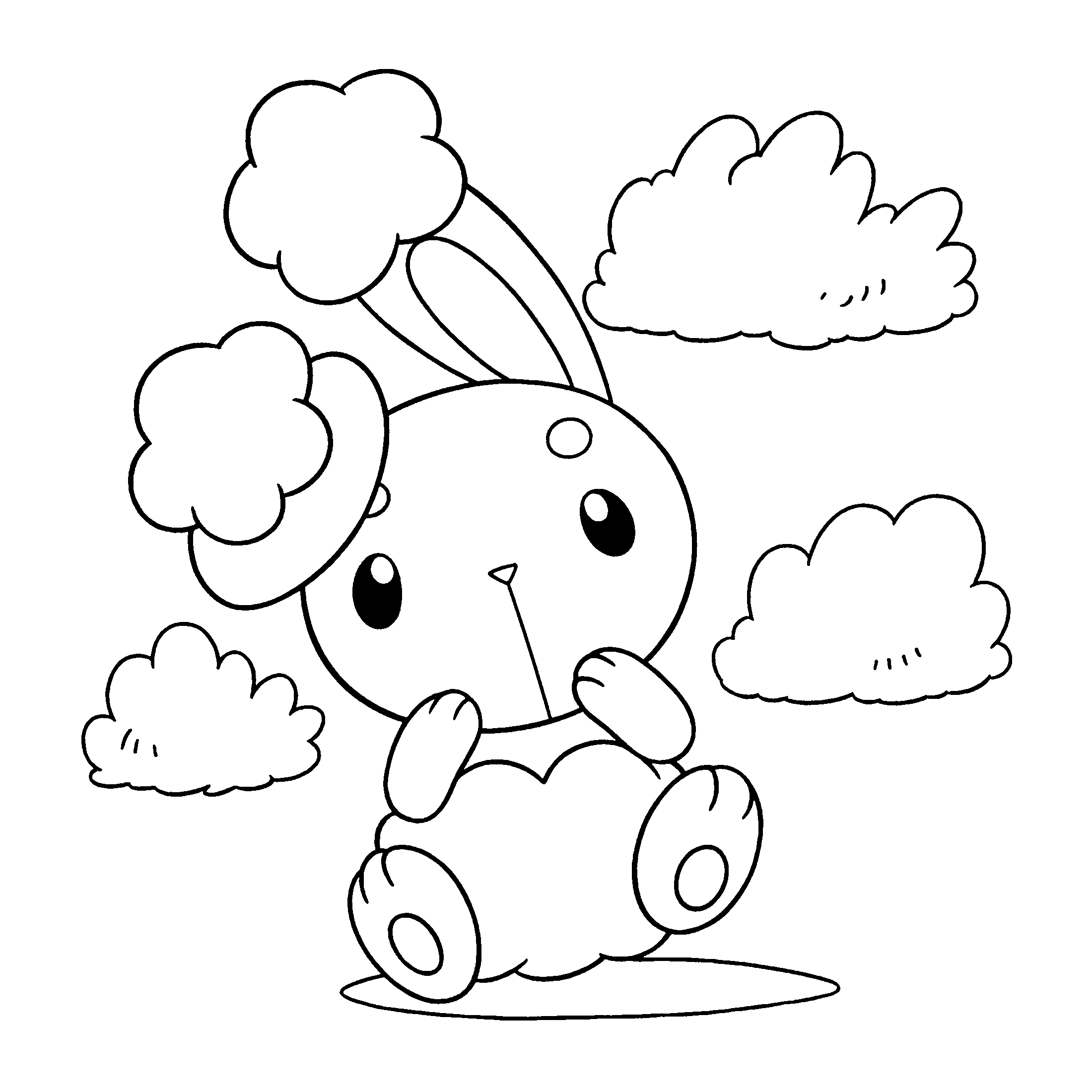 pokemon dimond coloring pages - photo#31