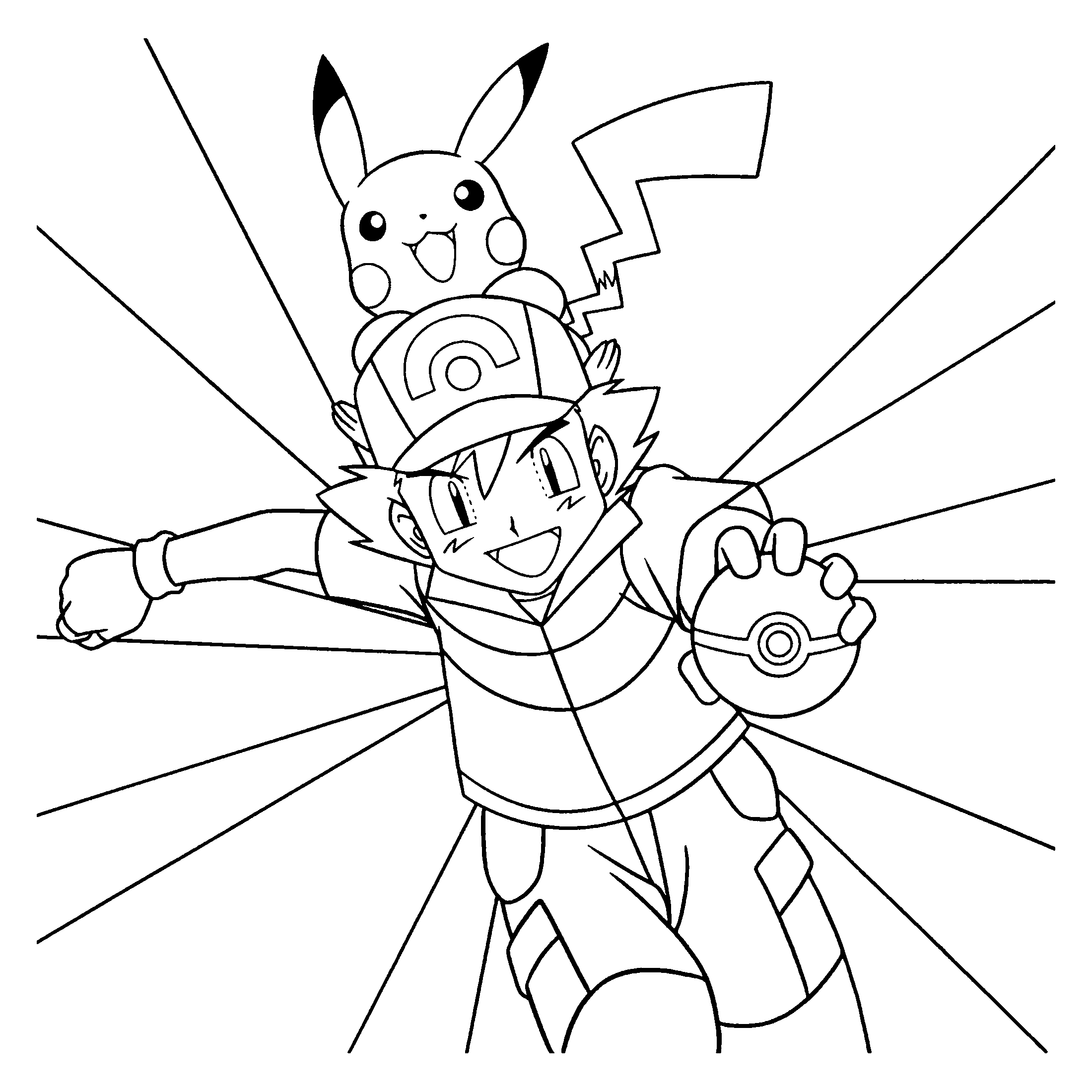 pakemon diamond pearl coloring pages - photo#48