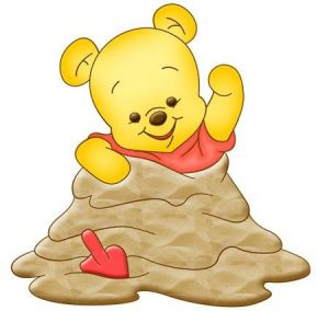 Baby pooh Graphic Animated Gif - Graphics baby pooh 468110