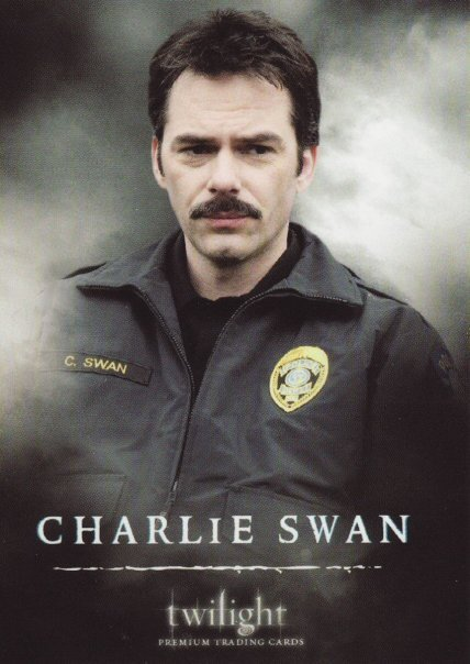 Charlie swan twilight graphics