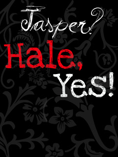 Jasper hale twilight graphics