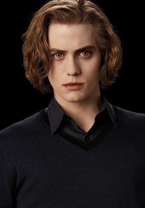 Twilight graphics Jasper hale