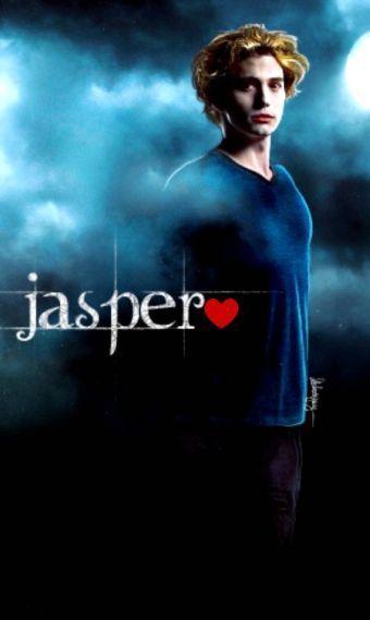 Twilight graphics Jasper hale