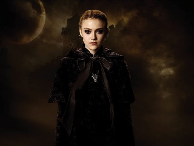 Twilight graphics The volturi
