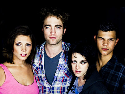 Twilight Cast New Moon Twilight New Moon Twilight